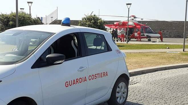 guardia costiera elisoccorso