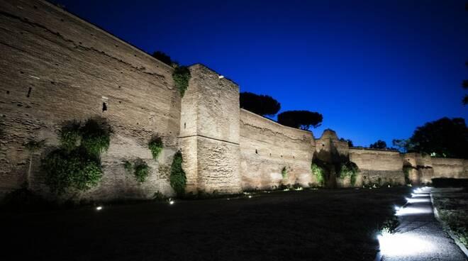Parco Mura Aureliane roma