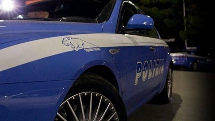 polizia di stato notte