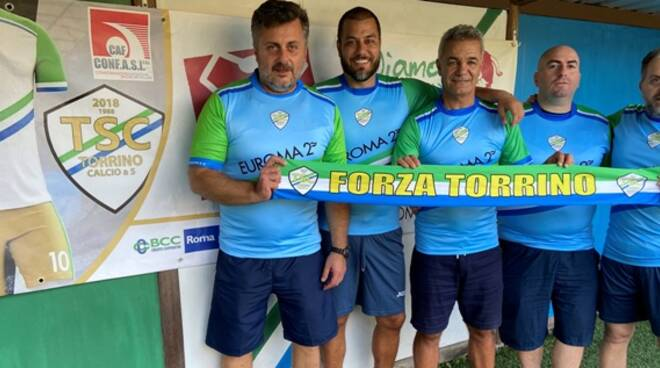 TORRINO CALCIO A 5