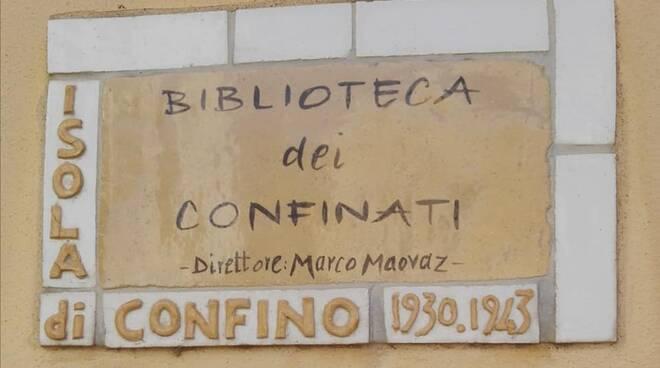 Ventotene, riapre al pubblico la biblioteca dedicata a Mario Maovaz