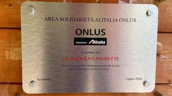 Alitalia Onlus