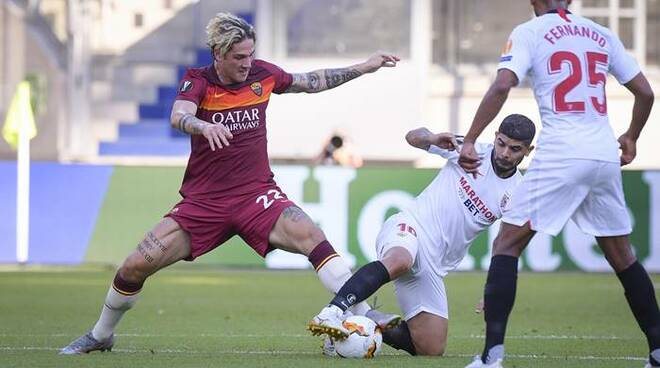 as roma europa league siviglia