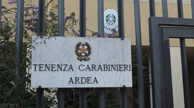 Carabinieri Ardea tenenza