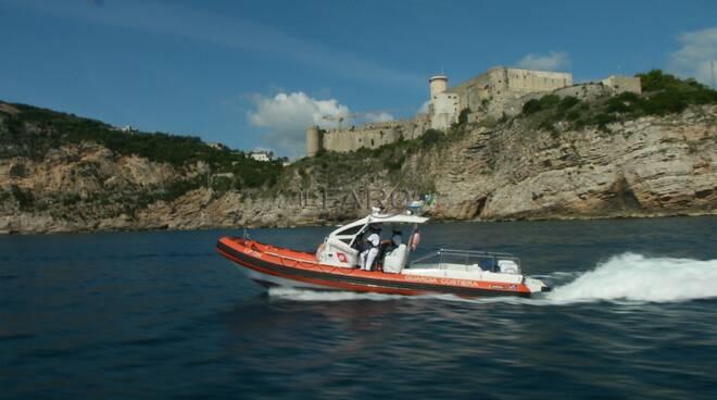 """Operazione """"Mare Sicuro"""" della Capitaneria di Gaeta: fioccano le sanzioni"""