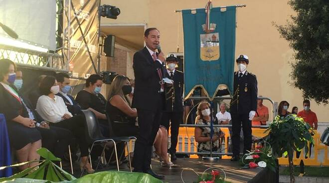 cerimonia sabaudia città