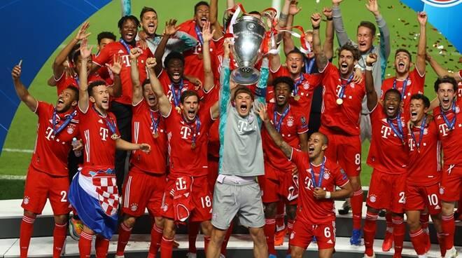 champions league bayern monaco