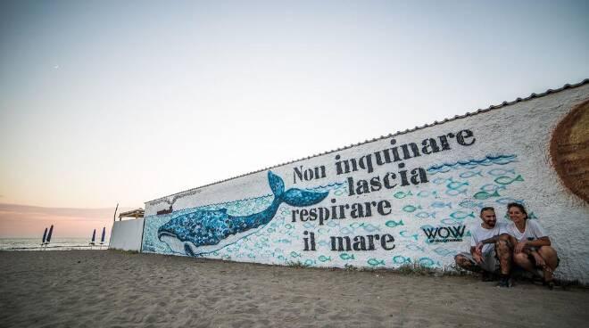 Focene murales