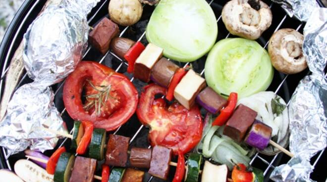 grigliata vegana