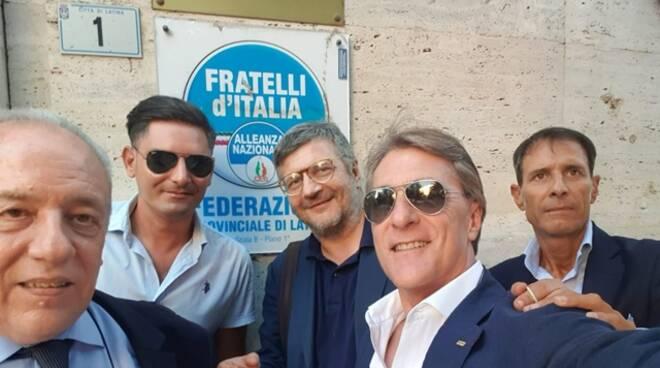 Latina, Riva destra entra nel direttivo provinciale di Fratelli d'Italia