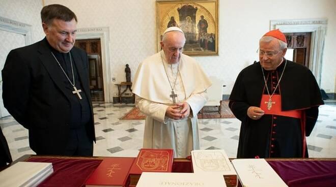 papa francesco nuovo messale