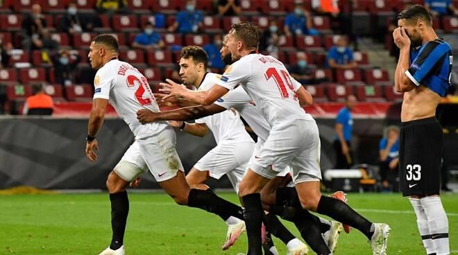 Siviglia - Inter Europa League