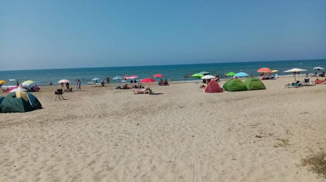 spiaggia Ardea