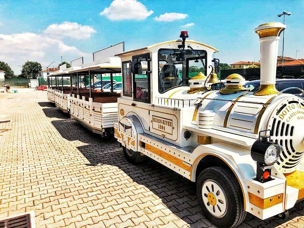 treno turistico tarquinia