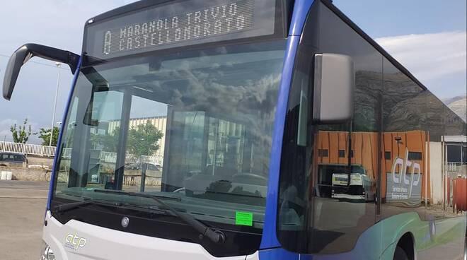 A Formia approdano i nuovi autobus a basso impatto ambientale