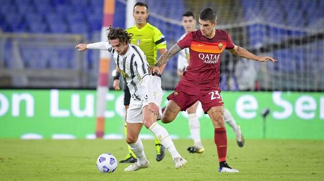 as roma juve serie a tim