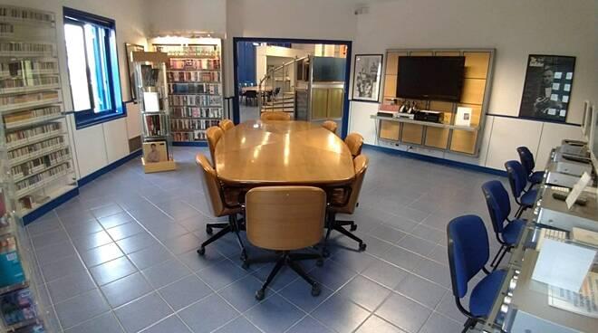 biblioteca comunale chris cappell anzio
