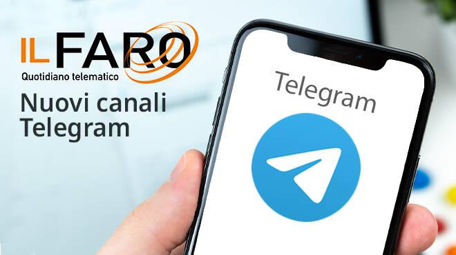 Canali Telegram Il Faro online