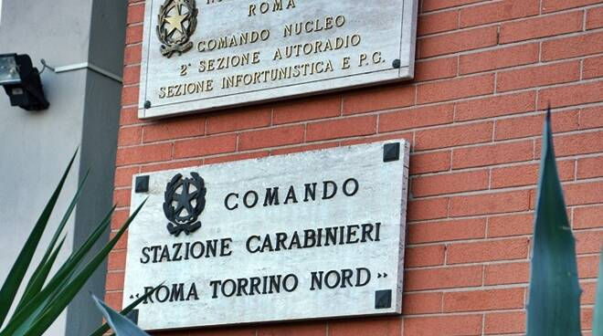 carabinieri torrino nord roma