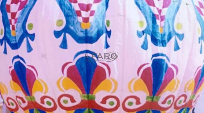 Ventotene, a Santa Candida torna la tradizione con il lancio delle mongolfiere