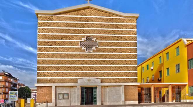 chiesa Beata Vergine Immacolata a Torvaianica