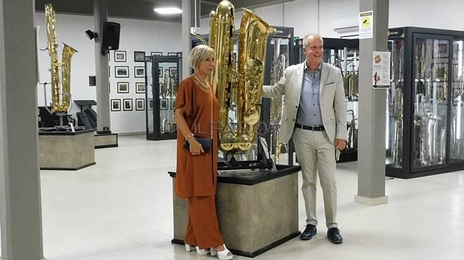 compleanno museo del sax fiumicino