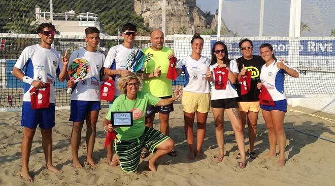 dm tour one beach tennis campionato terracina