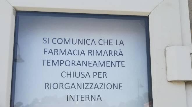 farmacia comunale Tor San Lorenzo Ardea