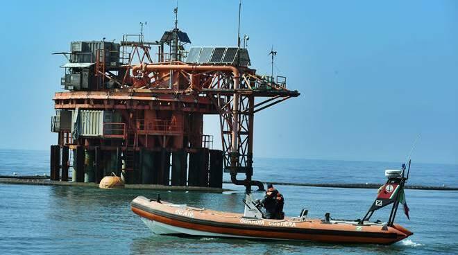 guardia costiera fiumicino