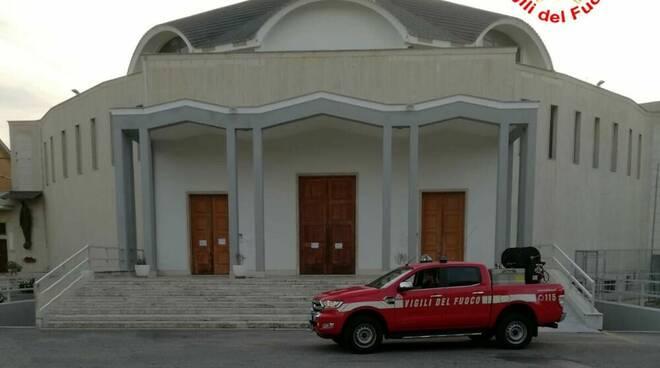 Latina, chiesa dell'Immacolata