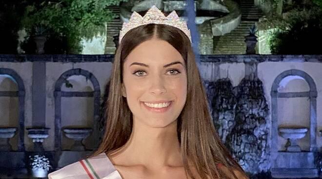 Martina Sambucini miss roma 2020