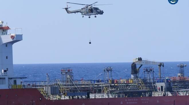 operazione irini - marina militare