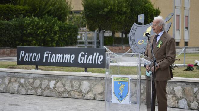 parco fiamme gialle