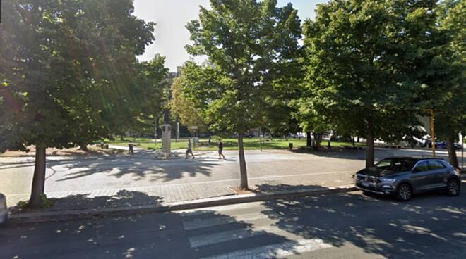 piazza goretti latina