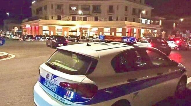 polizia locale ostia