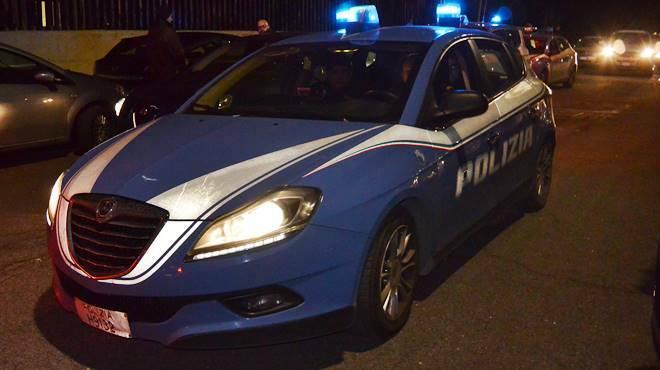 polizia san lorenzo roma