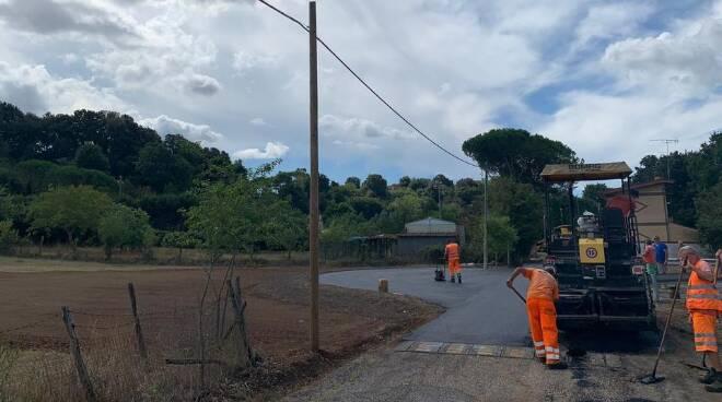 Rotonda Valle Coppa Aranova