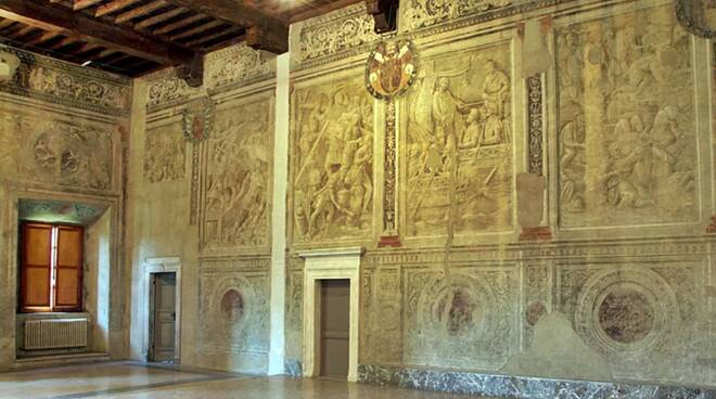 sala riario ostia antica