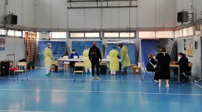 test antigenici liceo manara roma