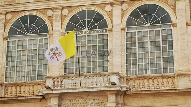vaticano santa sede bandiera
