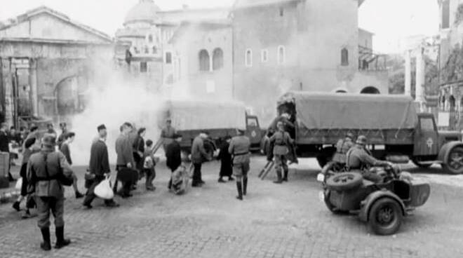16 ottobre 1943 rastrellamento ebrei roma