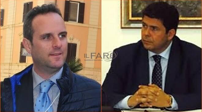 Alessandro Battilocchio e Massimo Grasso
