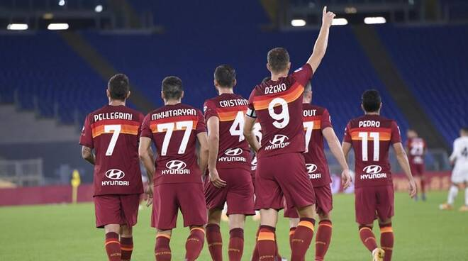 as roma benevento serie a tim olimpico