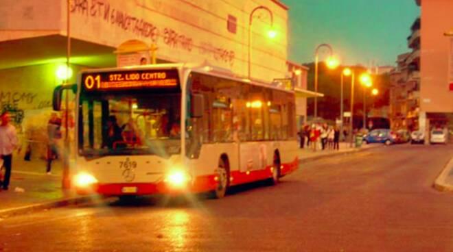 autobus 01 atac ostia lido centro