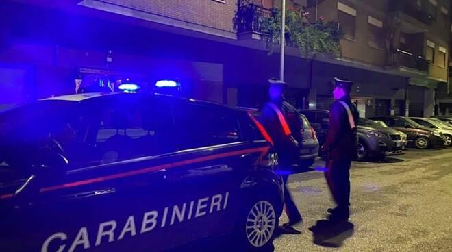 carabinieri acilia