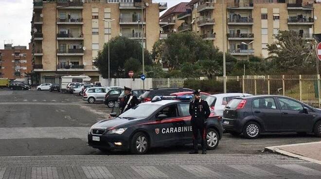 carabinieri piazza gasparri nuova ostia