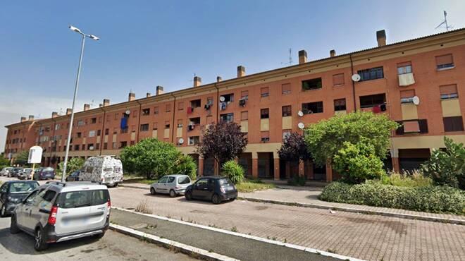 case popolari san biagio platani tor bella monaca roma