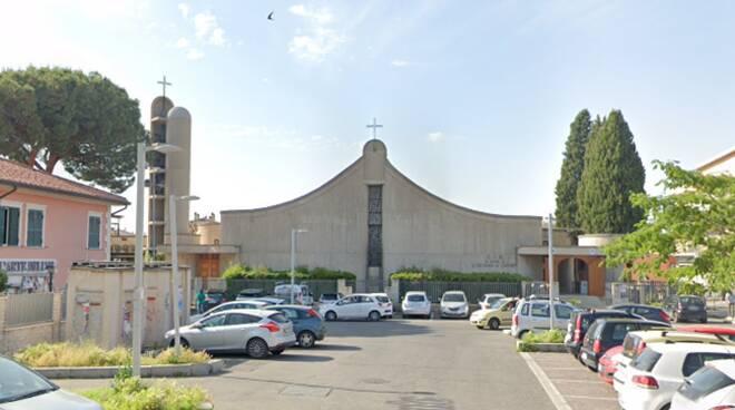chiesa san giovanni maria vianney borghesiana roma