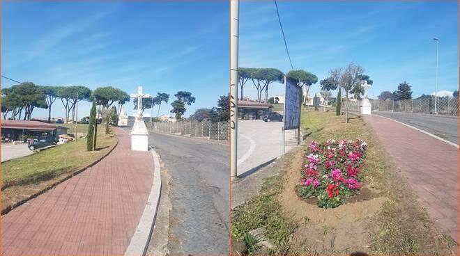 cimitero Anzio