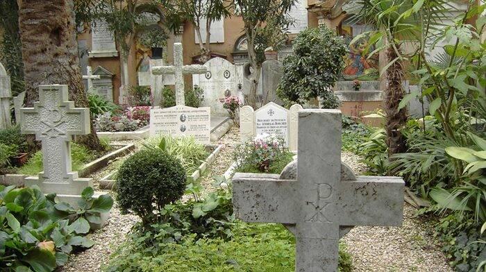 cimitero camposanto teutonico vaticano